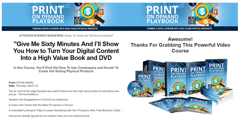 The Print On Demand Playbook PLR — The PLR Show with Charles ...