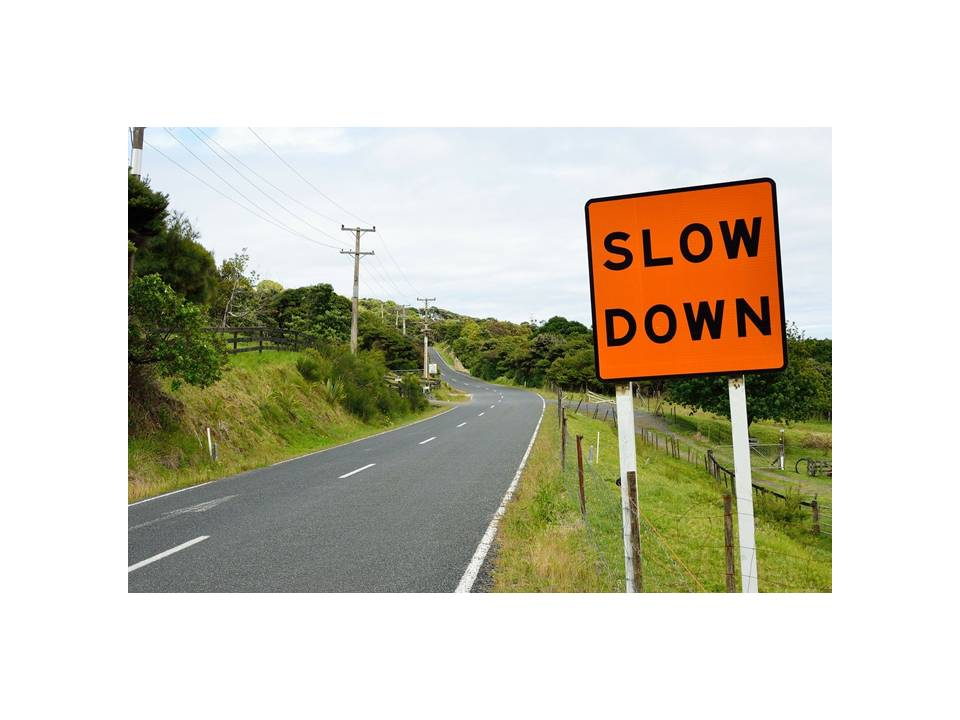 Slow Down With This PLR