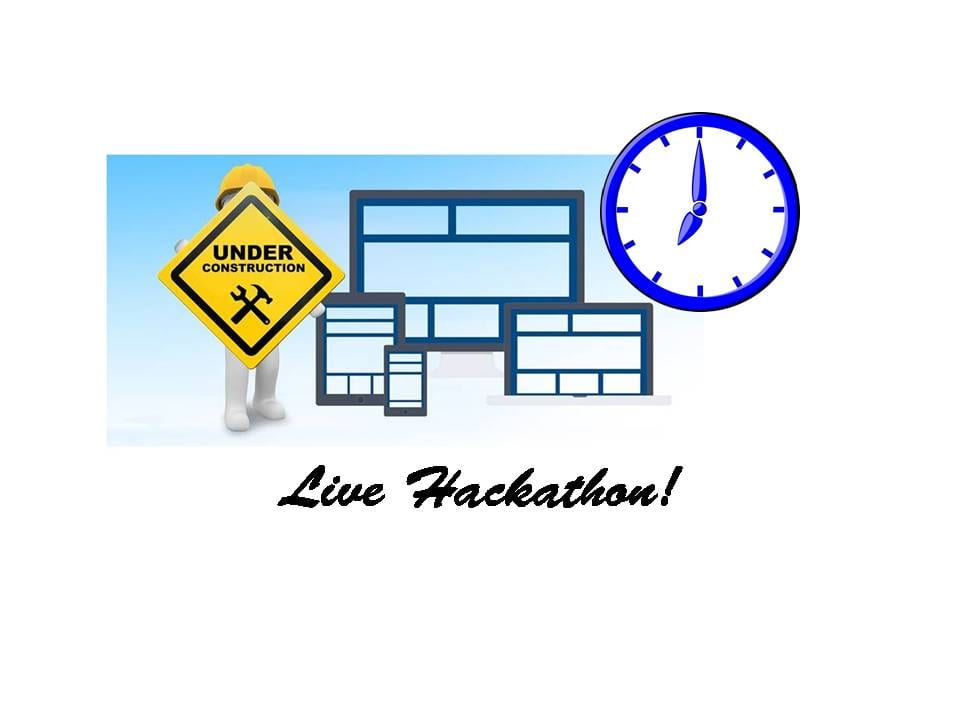 Hackathon Live Orientation Tonight!