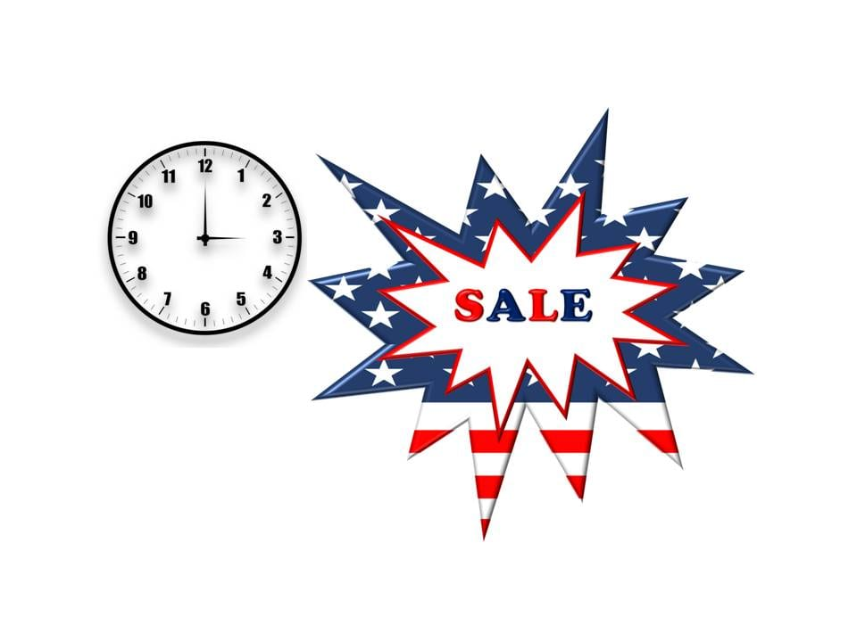 [PLR] Fourth of July Sale Ending – A Nice Warning