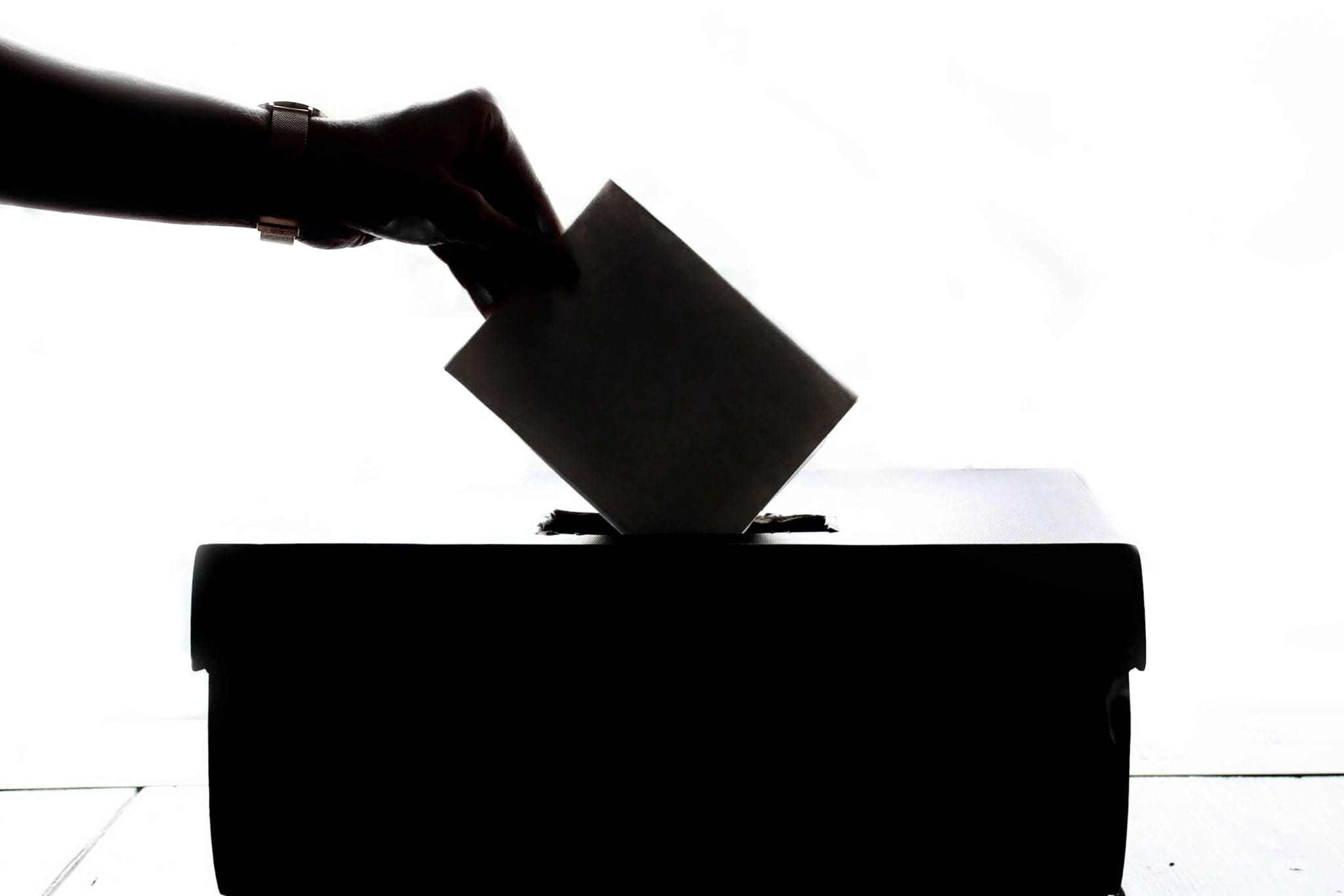Regarding the Election…