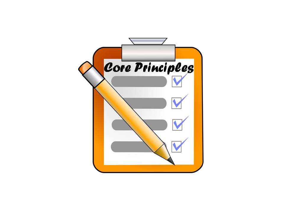 4 Core PLR Principles