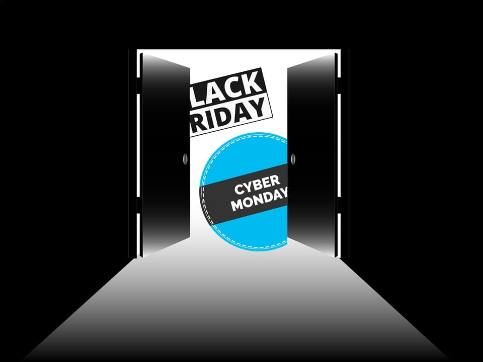 [Closing] Black Friday and Cyber Monday