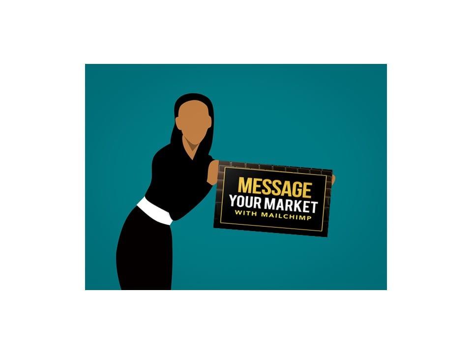 Mailchimp PLR: Message Your Market