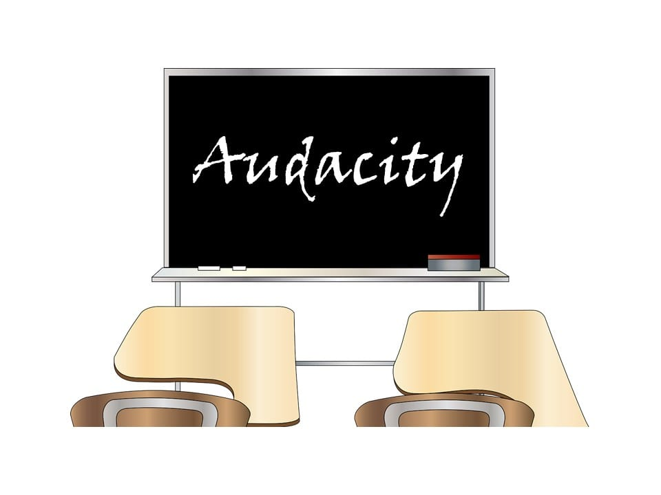 Teach Your YouTube Subscribers About Audacity